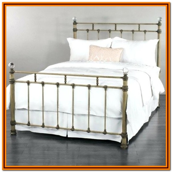 Wesley Allen Iron Beds Assembly