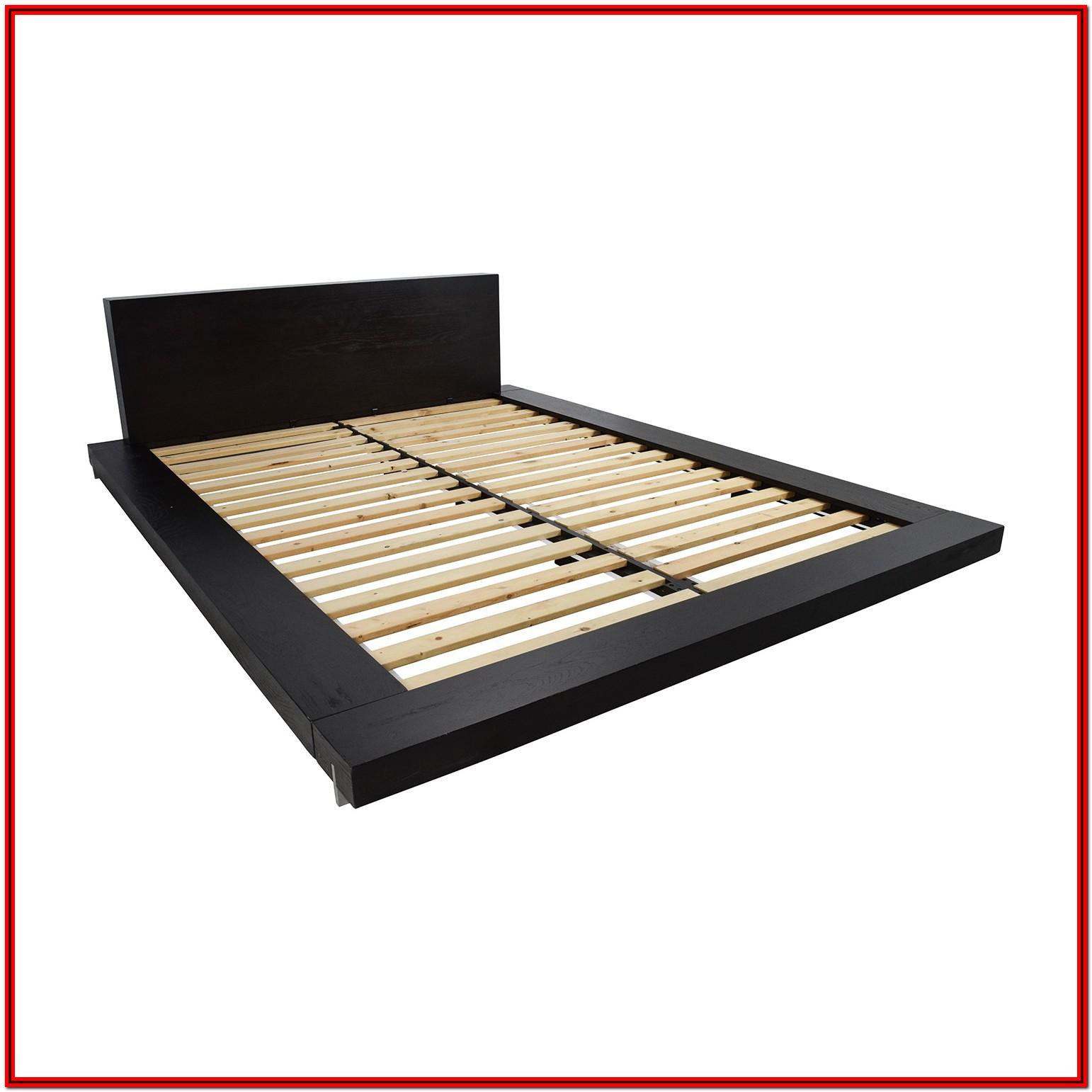 West Elm Platform Bed Frame