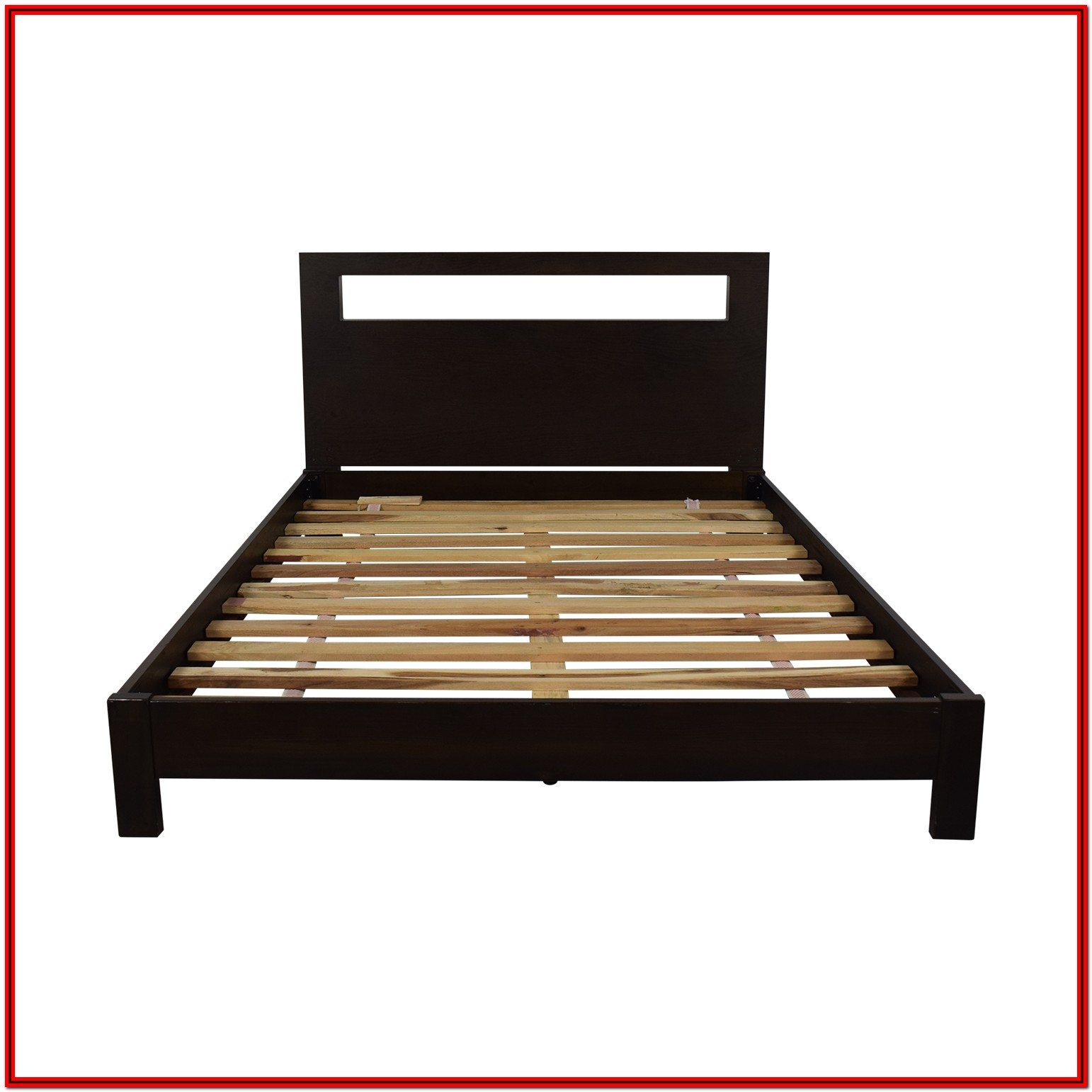 West Elm Platform Bed Full