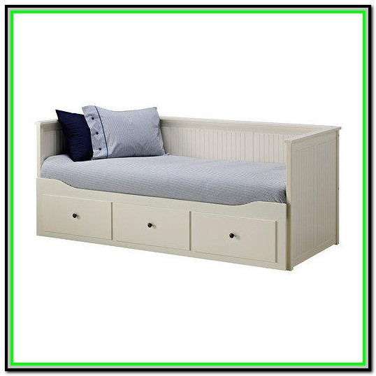 White Twin Bed Frame Ikea