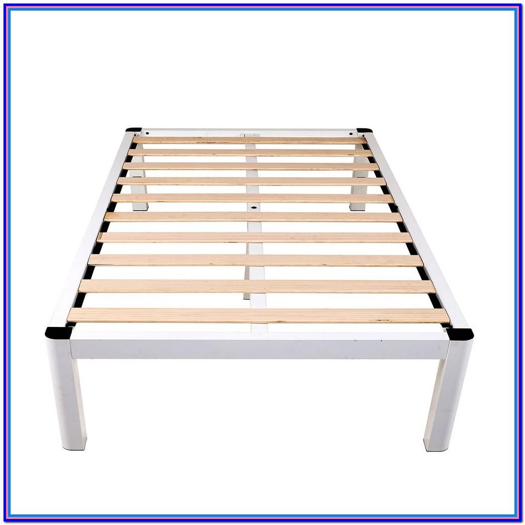 Wooden Slat Bed Frame King