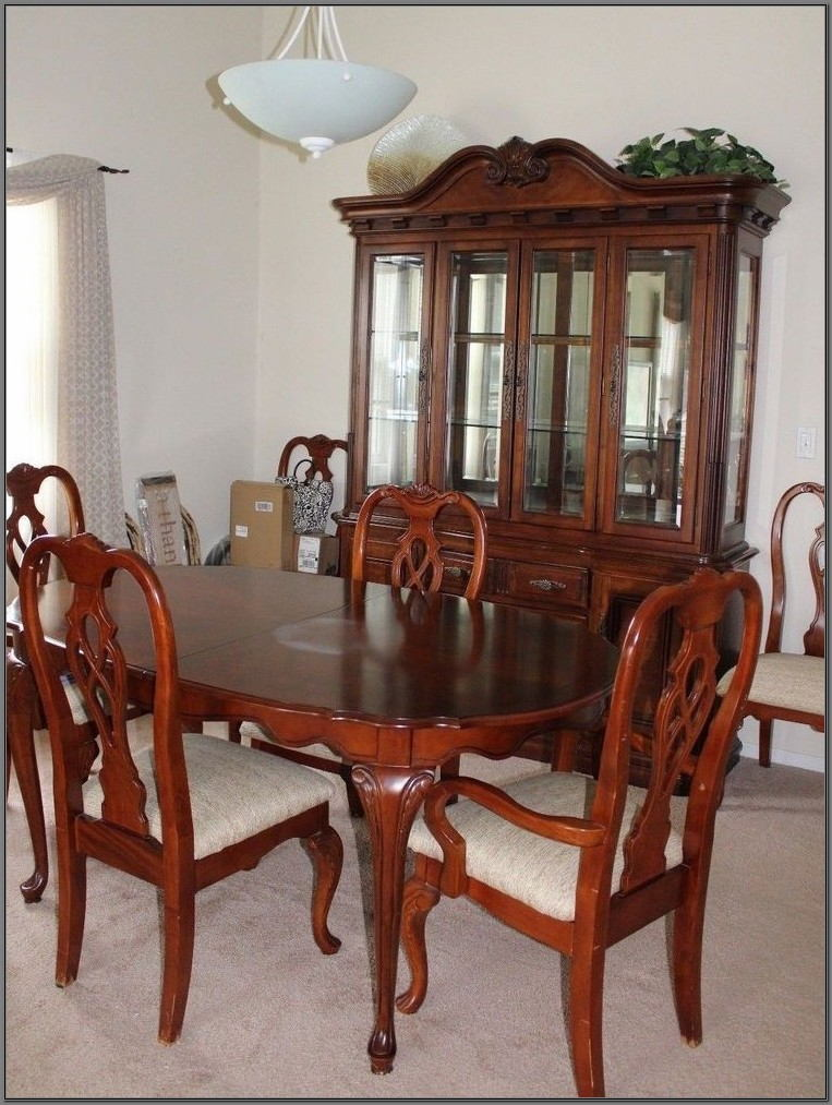 10 Piece Dining Room Table