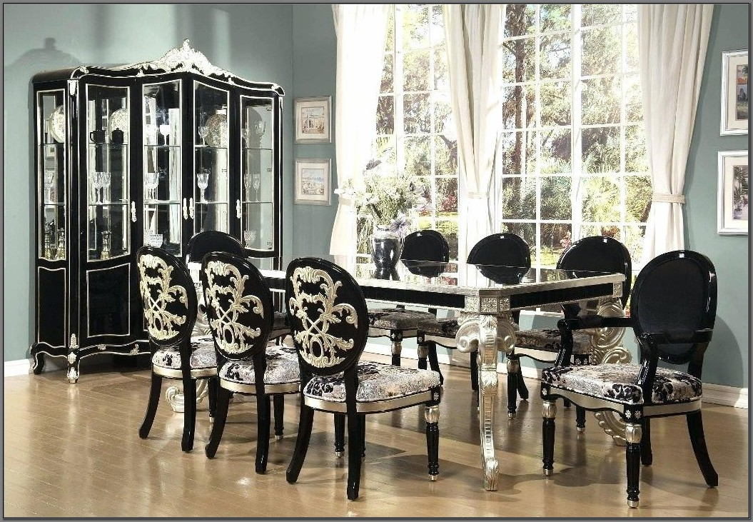 10 Piece Formal Dining Room Sets