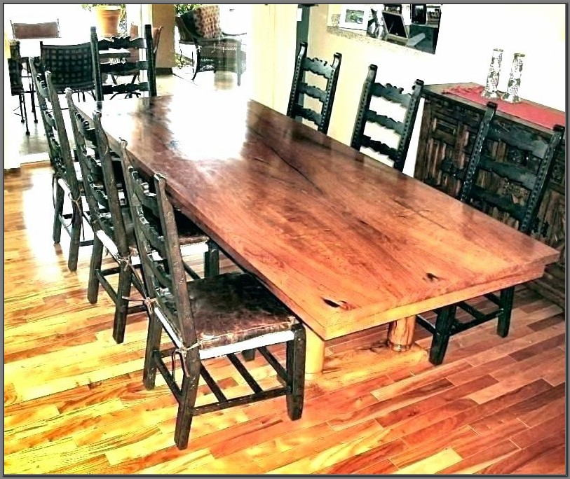 12 Foot Dining Room Table