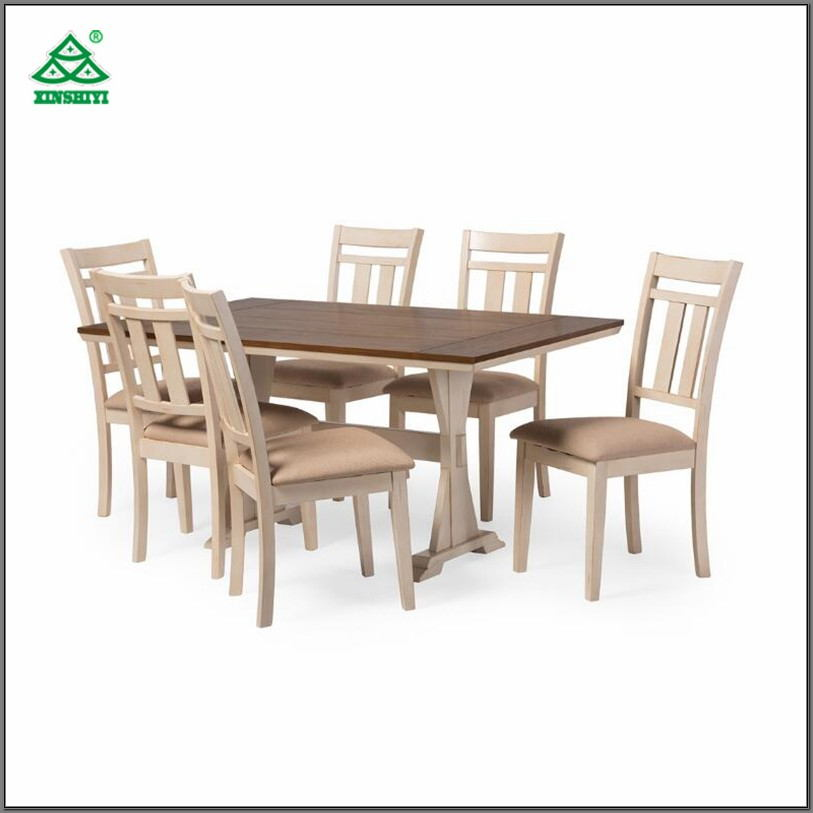 4 Chair Dining Room Set
