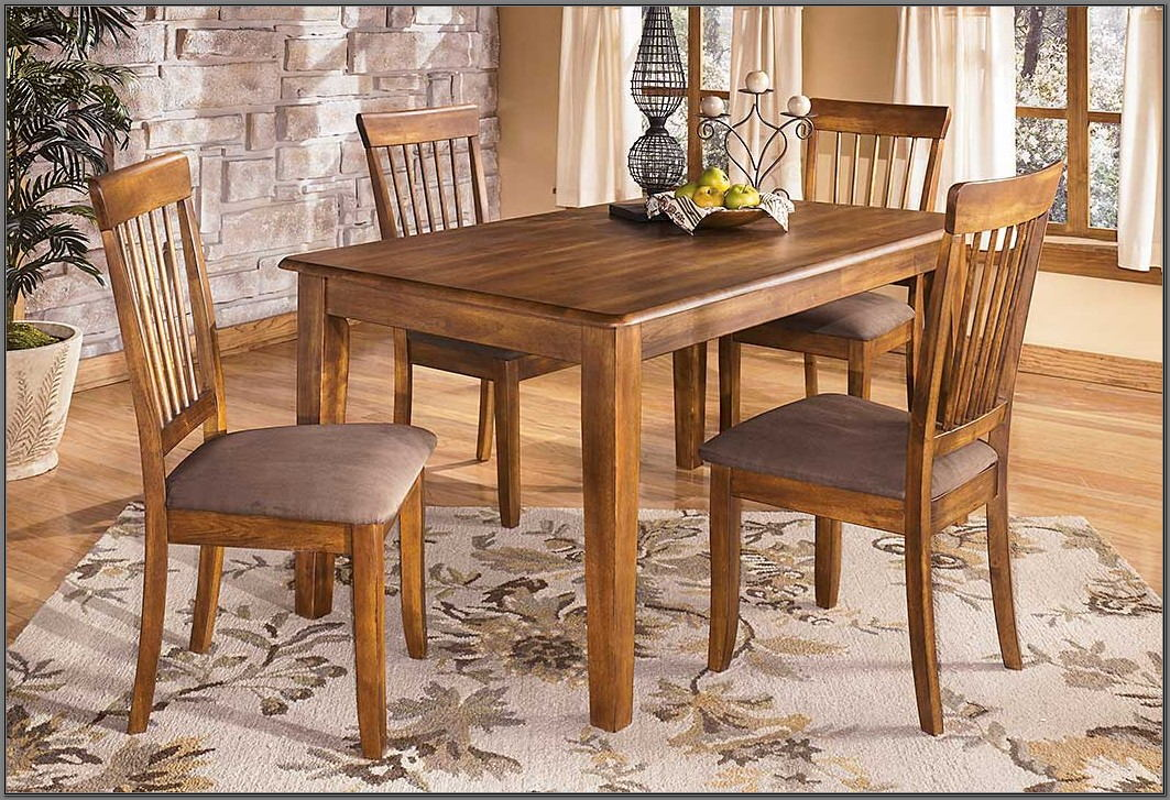 4 Dining Room Table Chairs