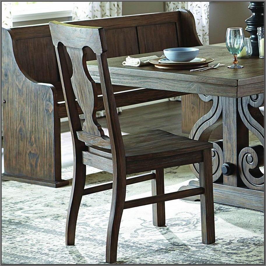 6 Piece Oak Dining Room Set