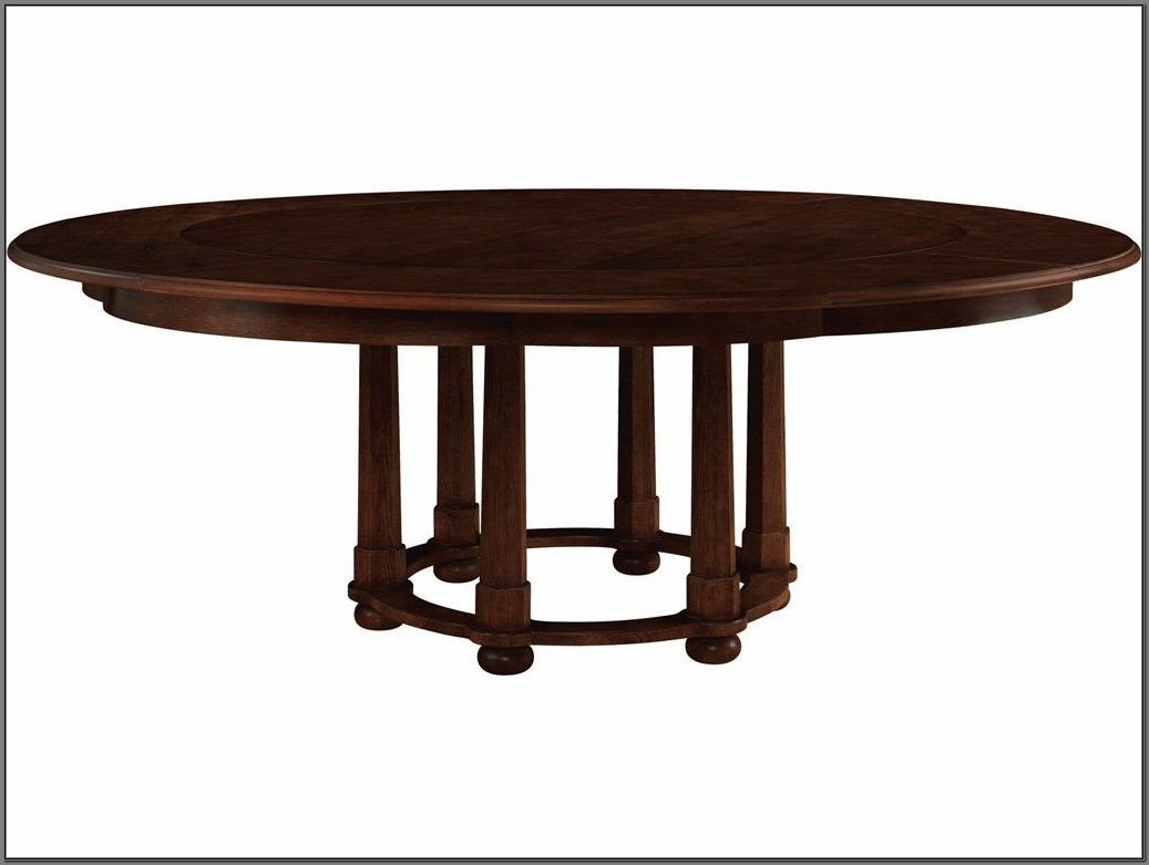 84 Round Dining Room Table
