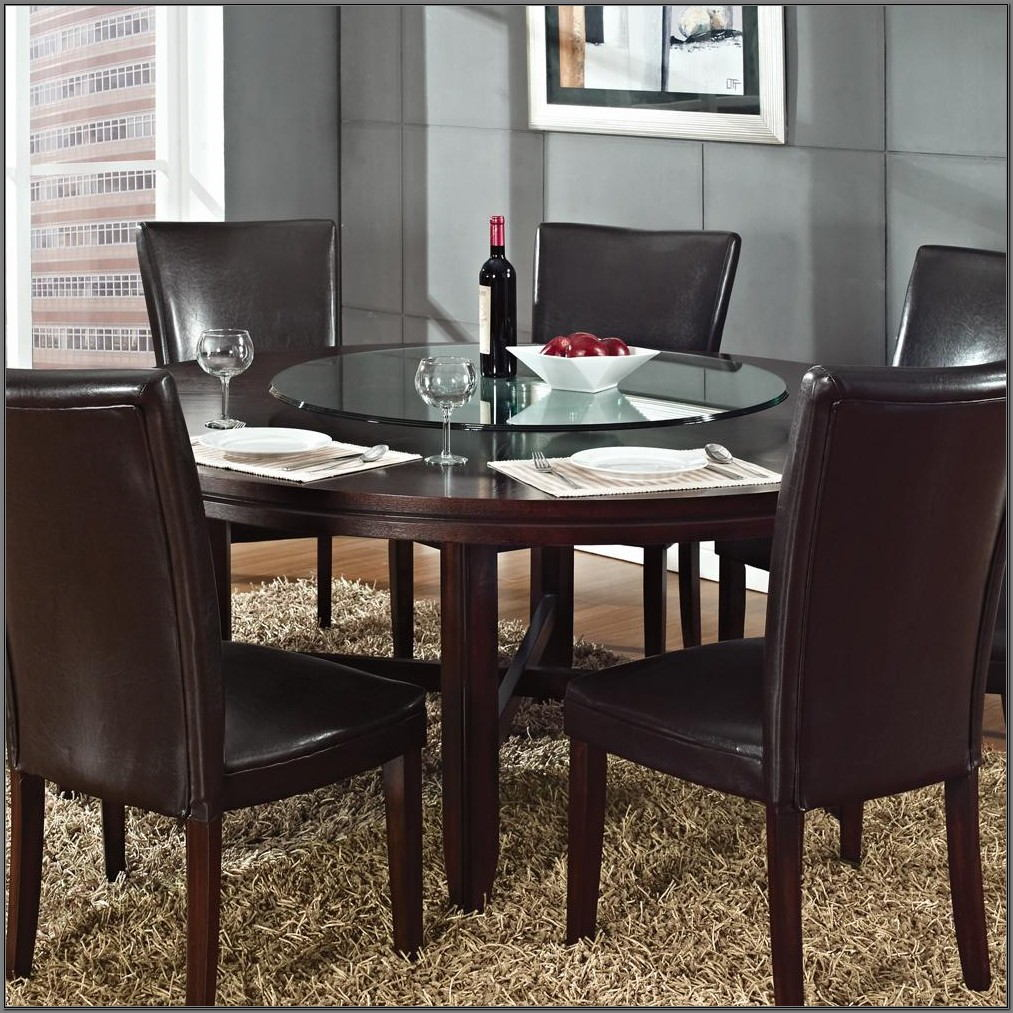9 Piece Round Dining Room Set