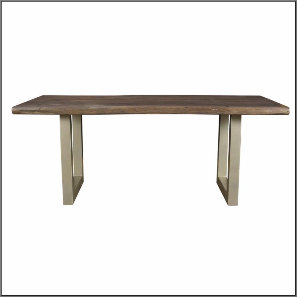 Acacia Wood Dining Room Table