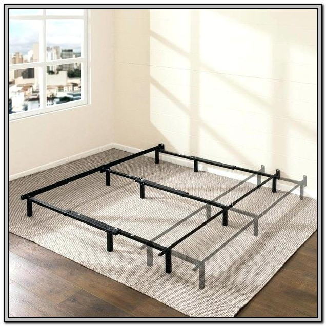 Adjustable Metal Bed Frame Directions