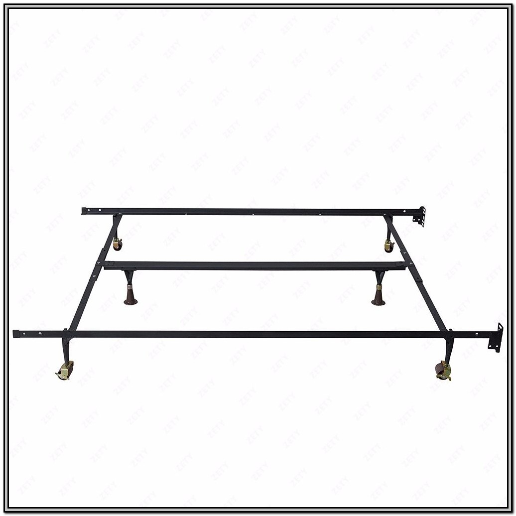Adjustable Metal Bed Frame Full