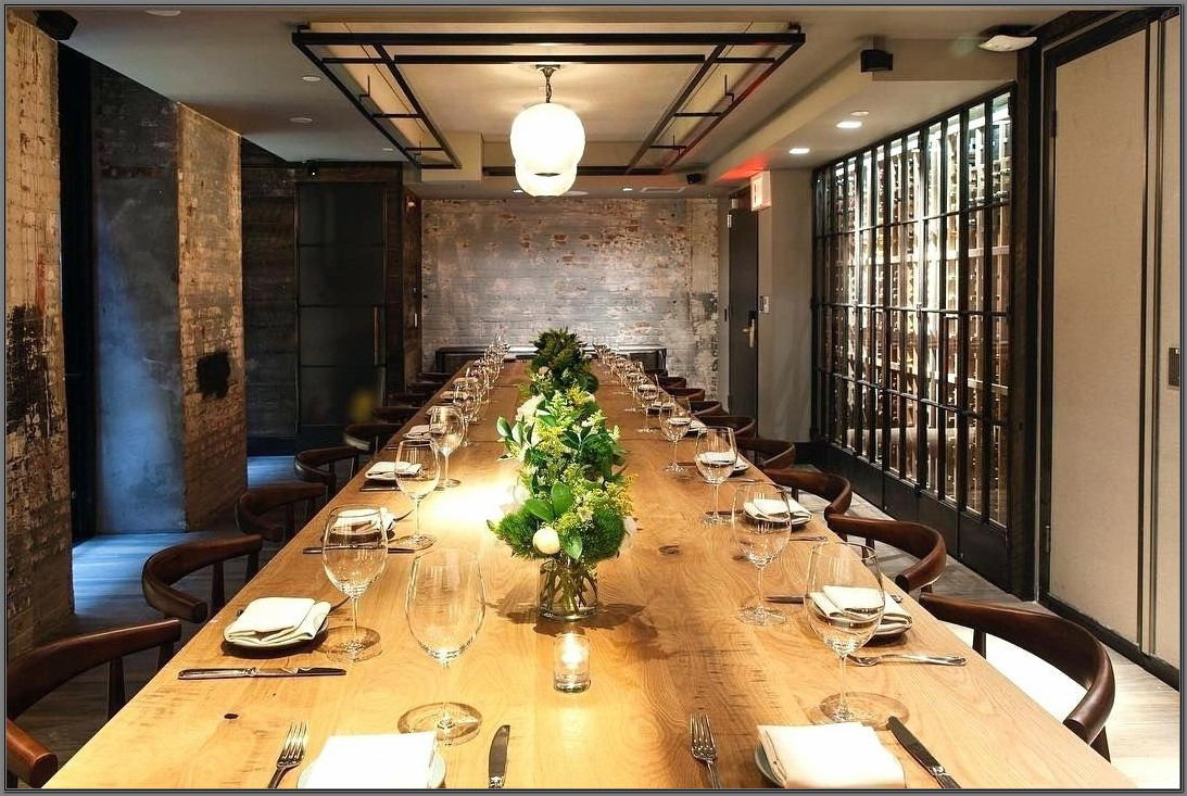 Affordable Private Dining Rooms Nyc