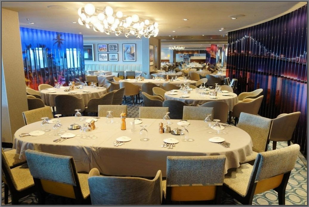 Anthem Of The Seas Main Dining Room