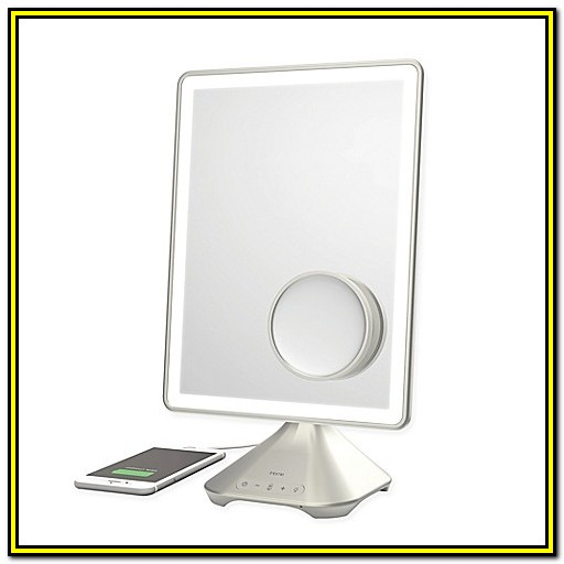 Bed Bath And Beyond Ihome Vanity Mirror