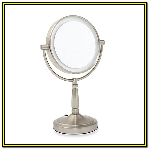 Bed Bath And Beyond Magnifying Makeup Mirror