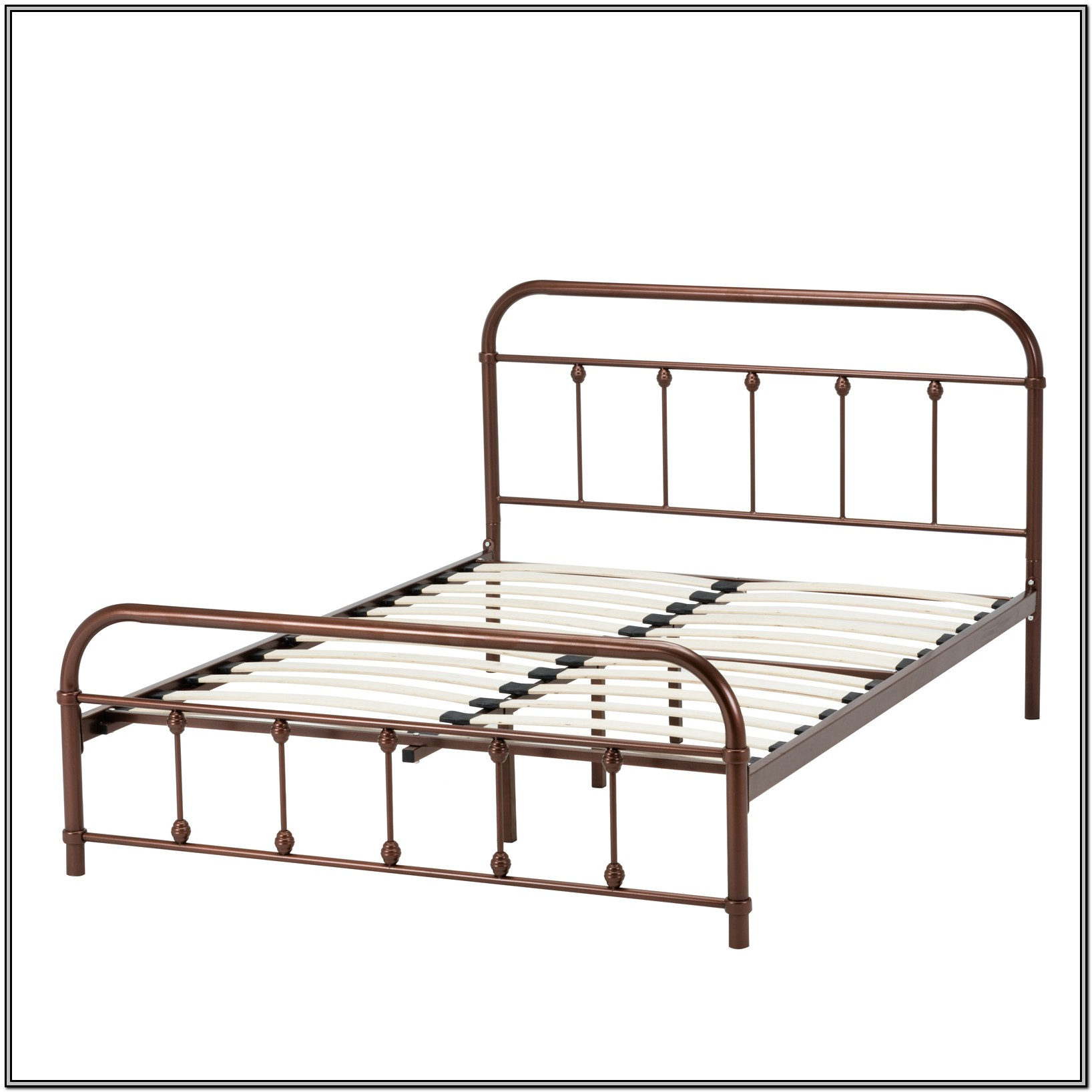 Bed Frame For Headboard And Footboard