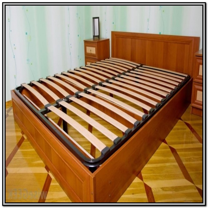 Bed Frame Without Box Spring Needed