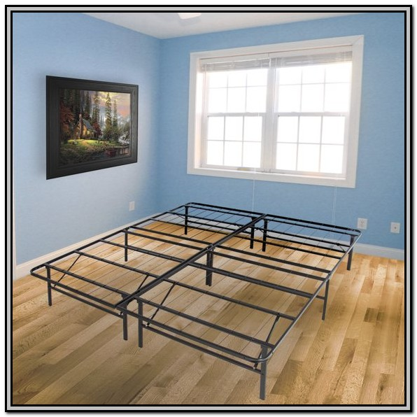 Best Bed Frames No Box Spring Needed