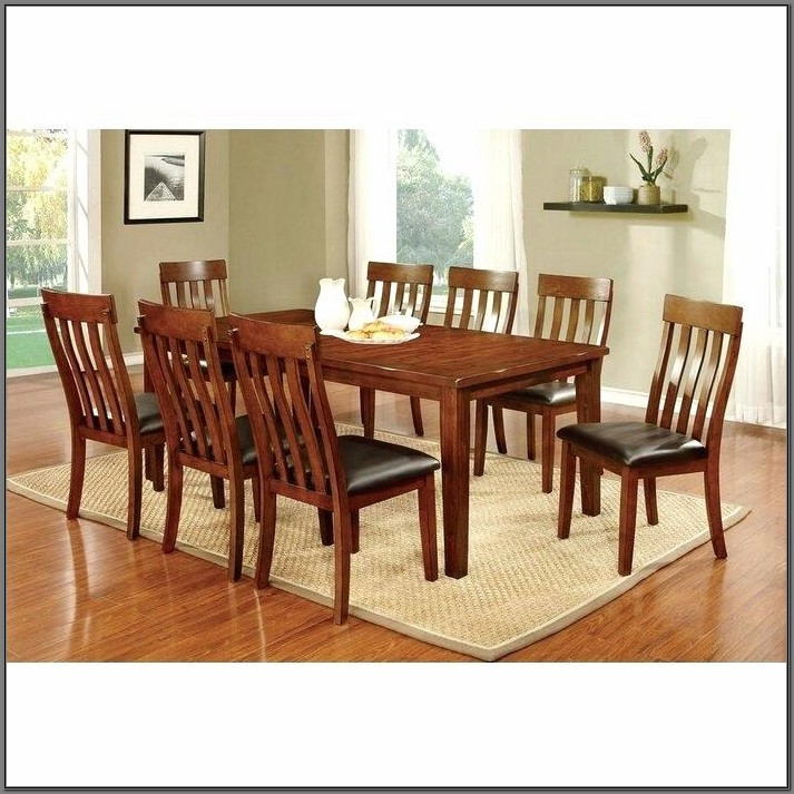 Bordeaux 9 Piece Dining Room Furniture Set