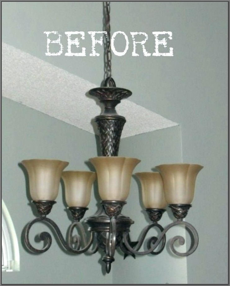 Brushed Nickel Dining Room Light