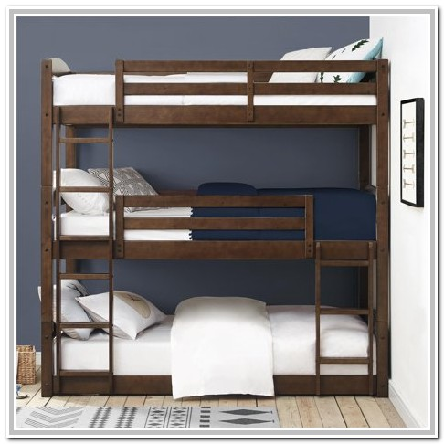Bunk Beds With Mattresses Included Walmart
