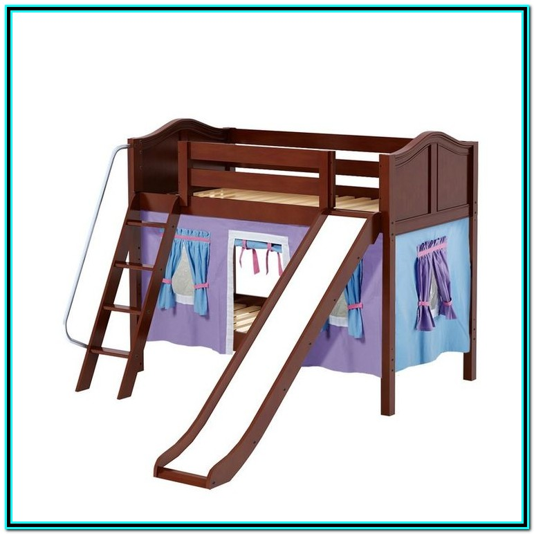Bunk Beds With Slides Canada
