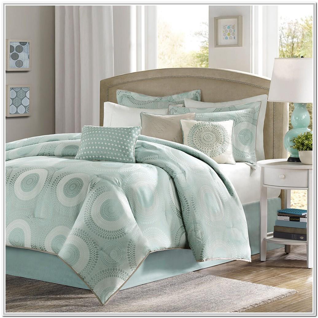 California King Bed Comforter Set