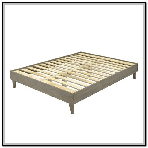 California King Bed Frame No Box Spring