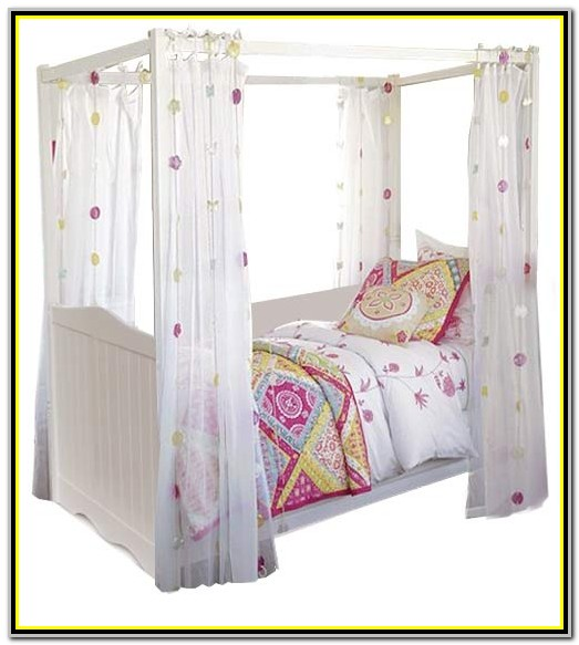 Canopy Bed For Girl Canada