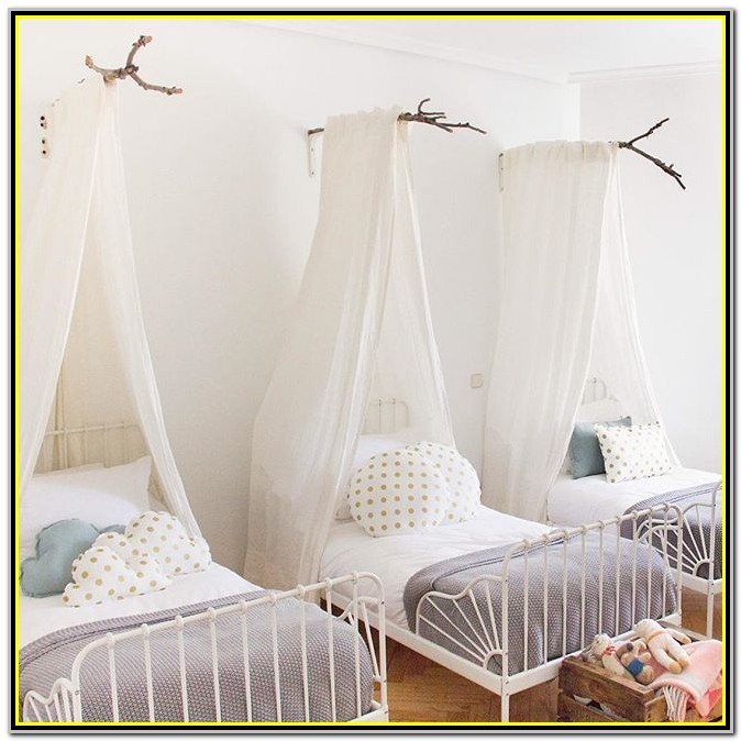 Canopy Bed For Girl Ikea