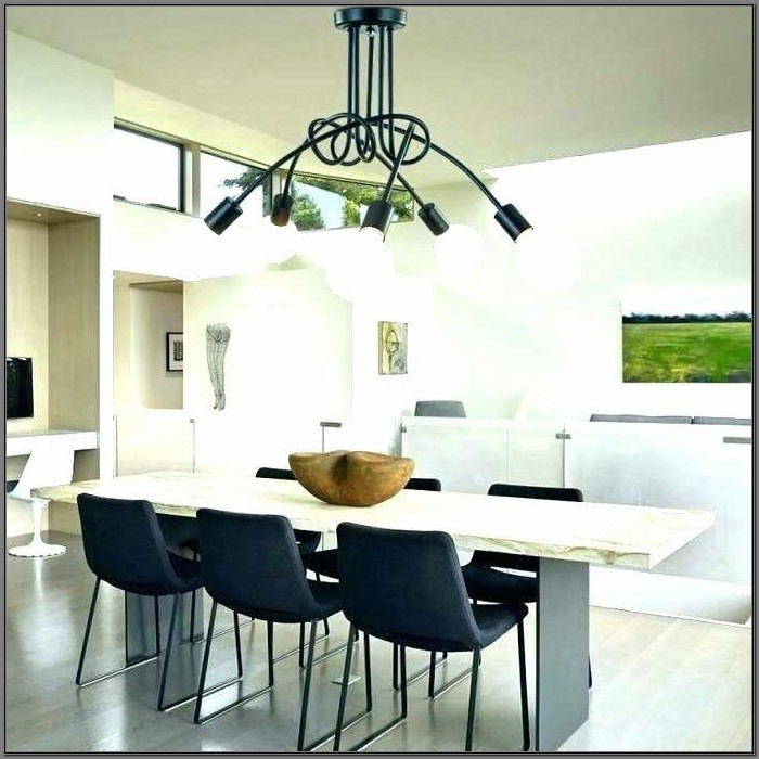 Chandelier For Low Ceiling Dining Room
