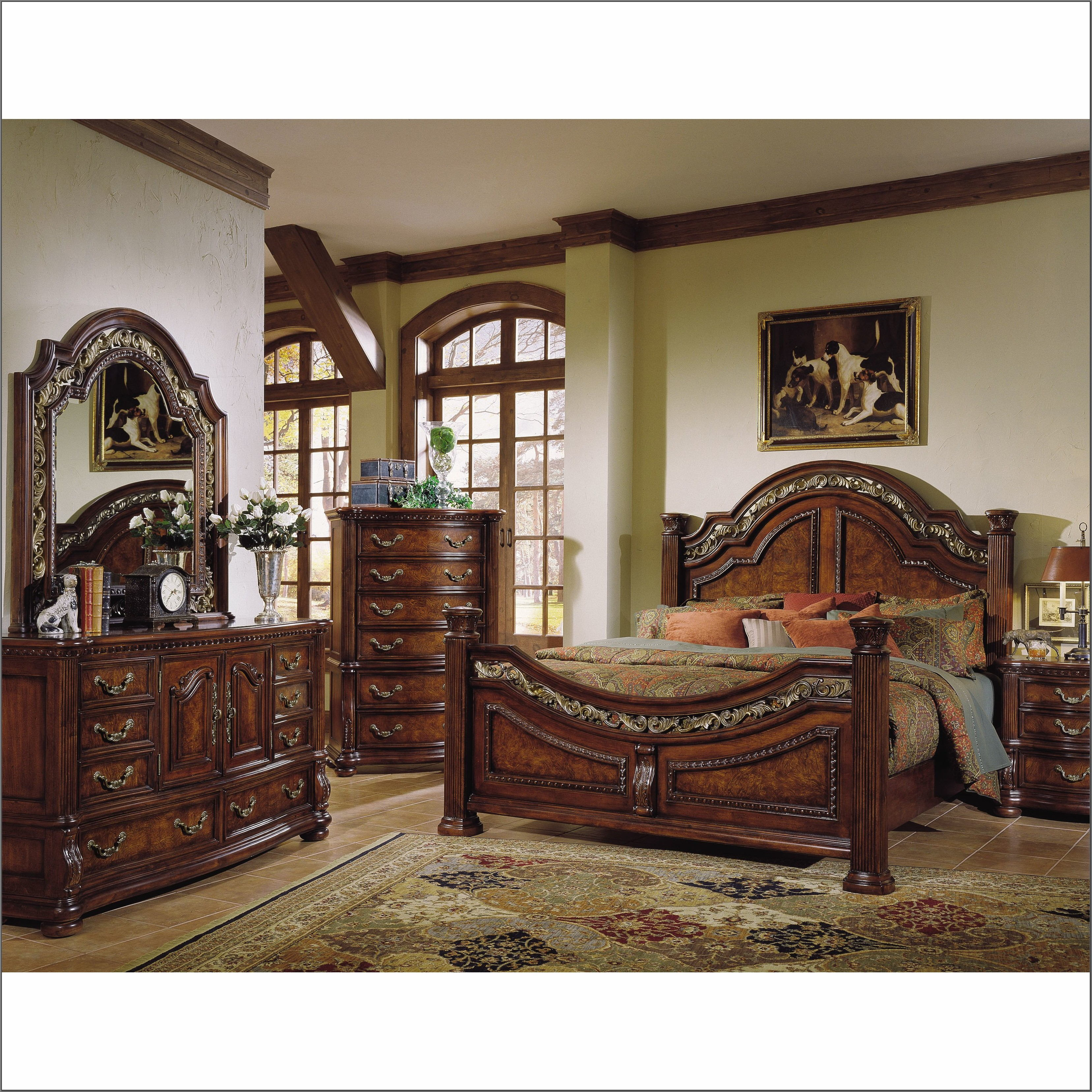 Chateau Beauvais Dining Room Set