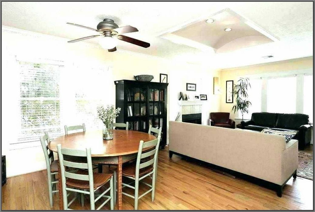 Dining Room Ceiling Fan Ideas