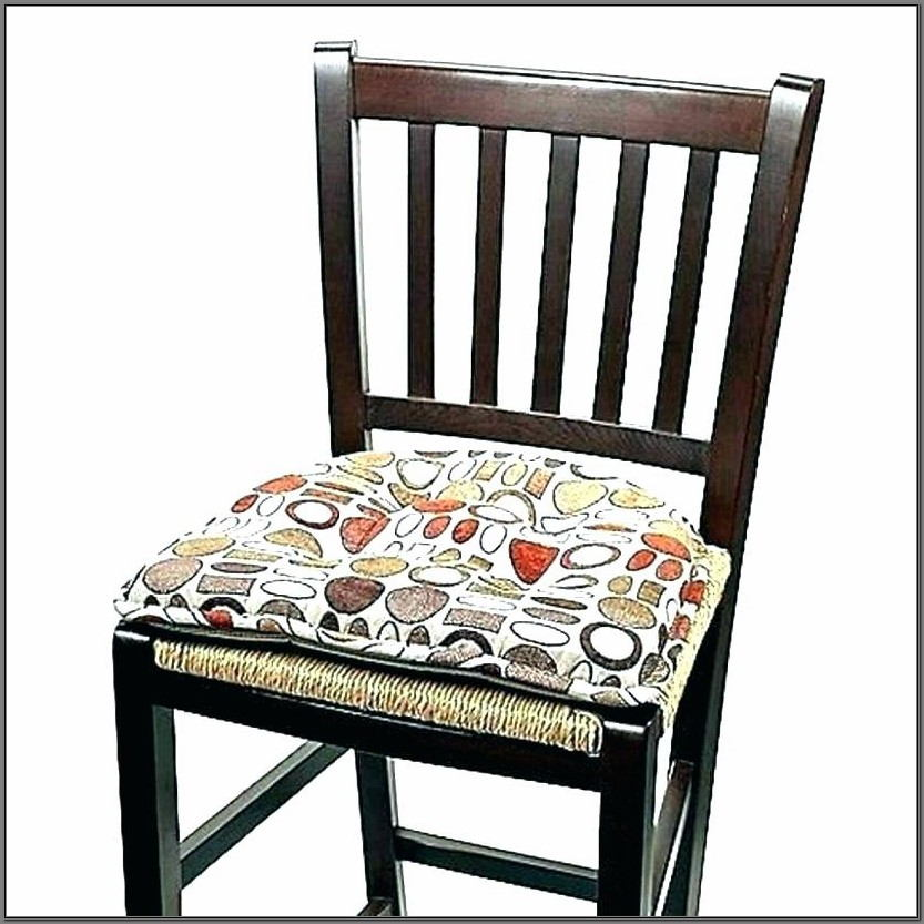 Dining Room Chair Cushions Without Ties