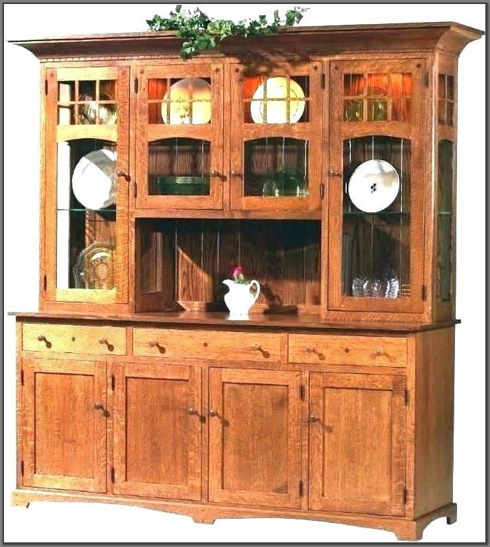 Dining Room Hutch And Buffet Plans