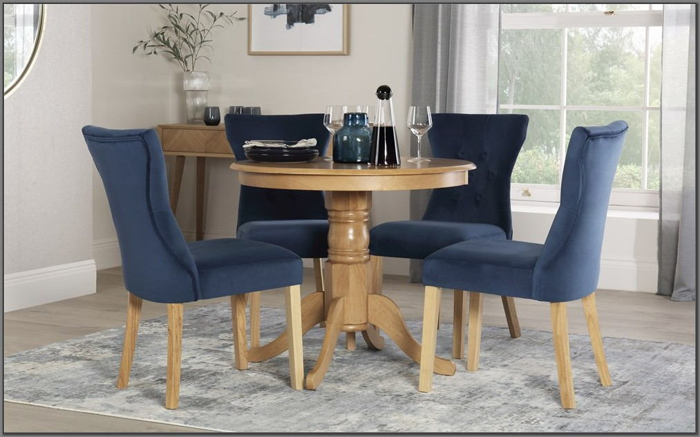 Dining Room Table And Chairs Set