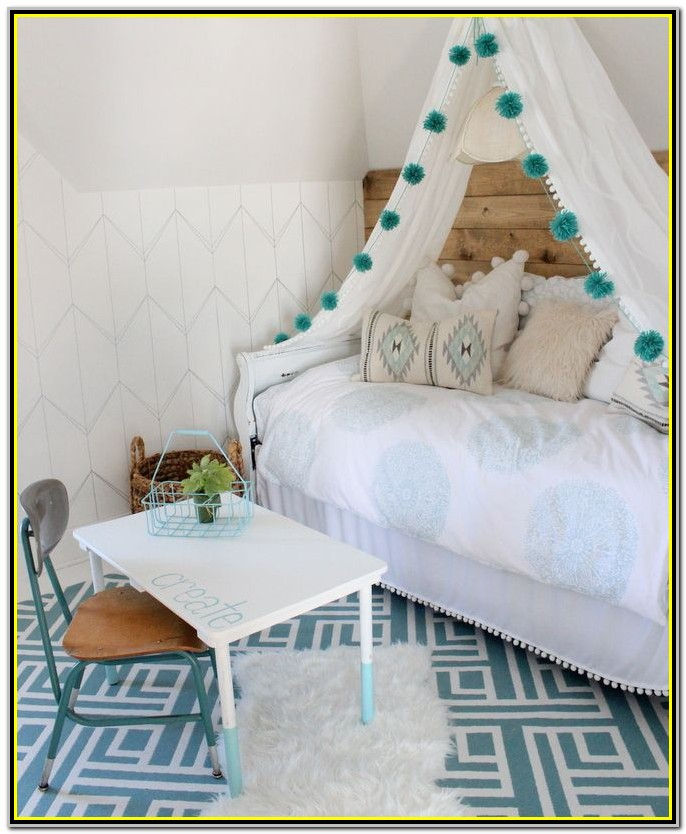 Diy Canopy Bed For Girl