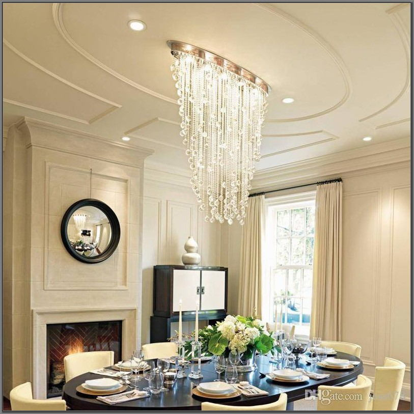 Drum Pendant Lighting For Dining Room