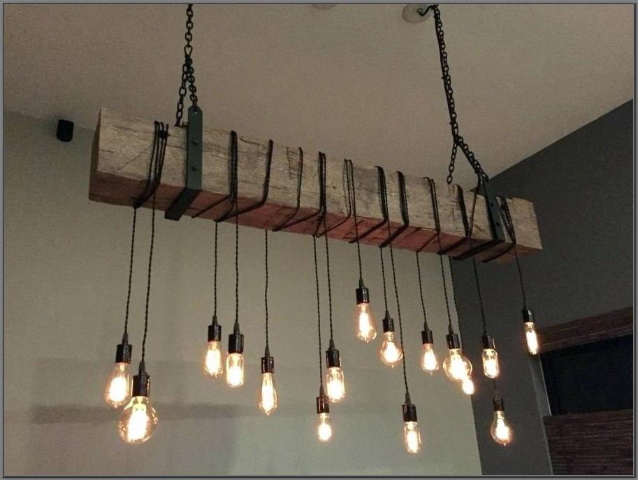 Edison Bulb Dining Room Fixture