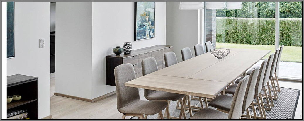 Extra Long Dining Room Table