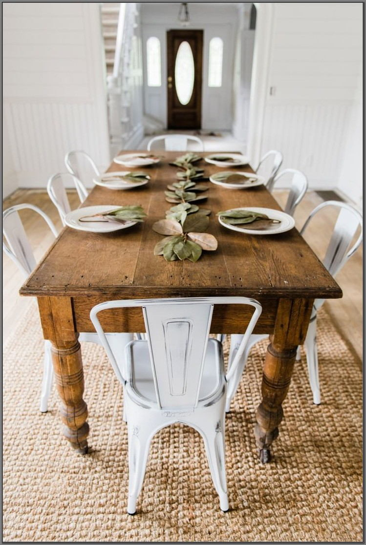 Farm House Dining Room Chairs