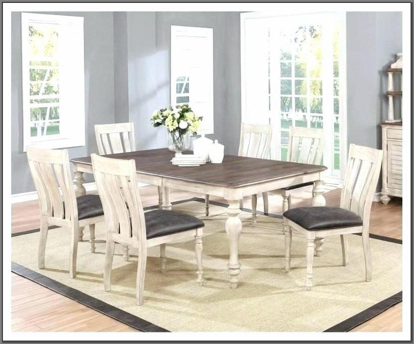 Farmhouse Style Dining Room Table Sets