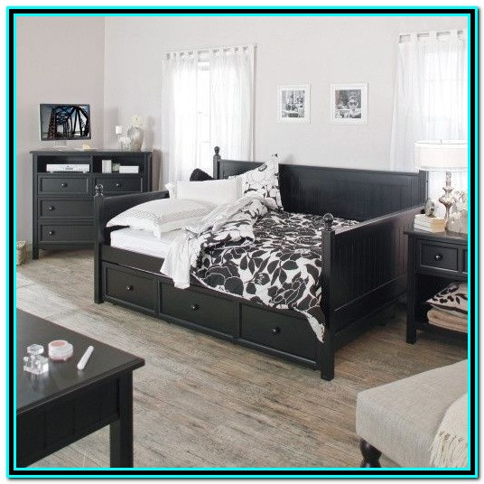 Full Size Bed With Pull Out Twin