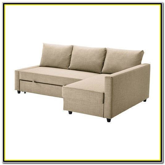Futon Sleeper Sofa With Storage
