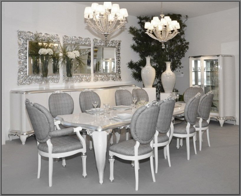 Gray Chairs For Dining Room