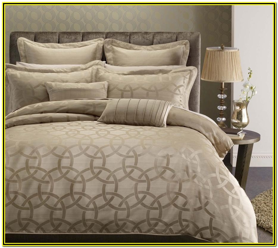 Hotel Collection Comforter Set King