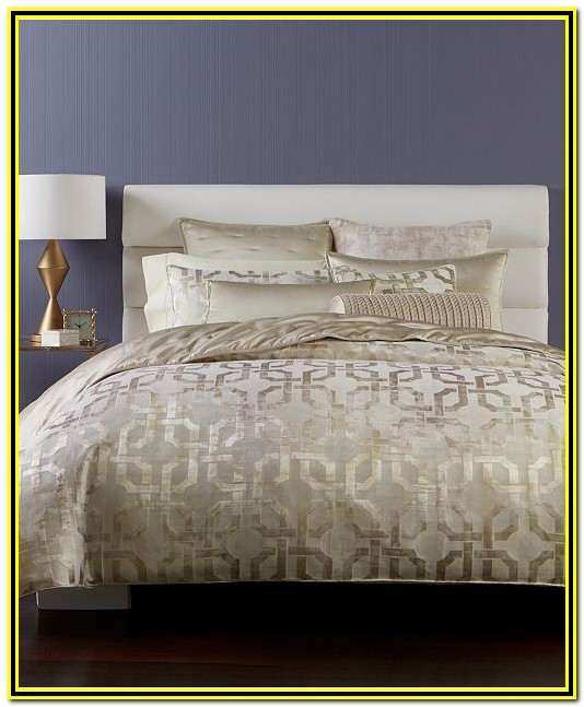 Hotel Collection Comforter Set Macys