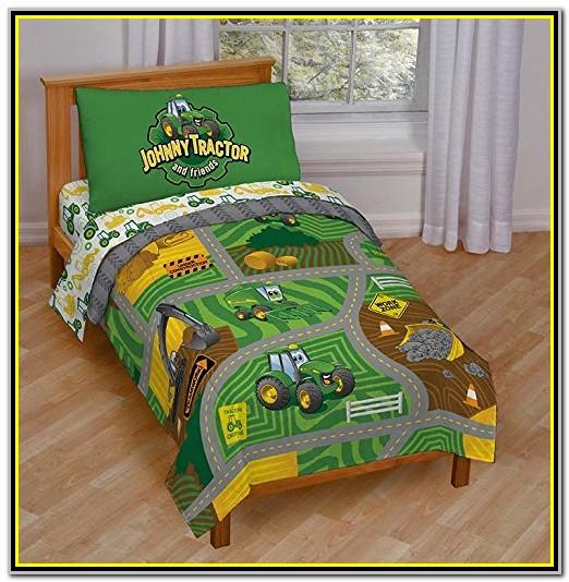 John Deere Baby Crib Bedding