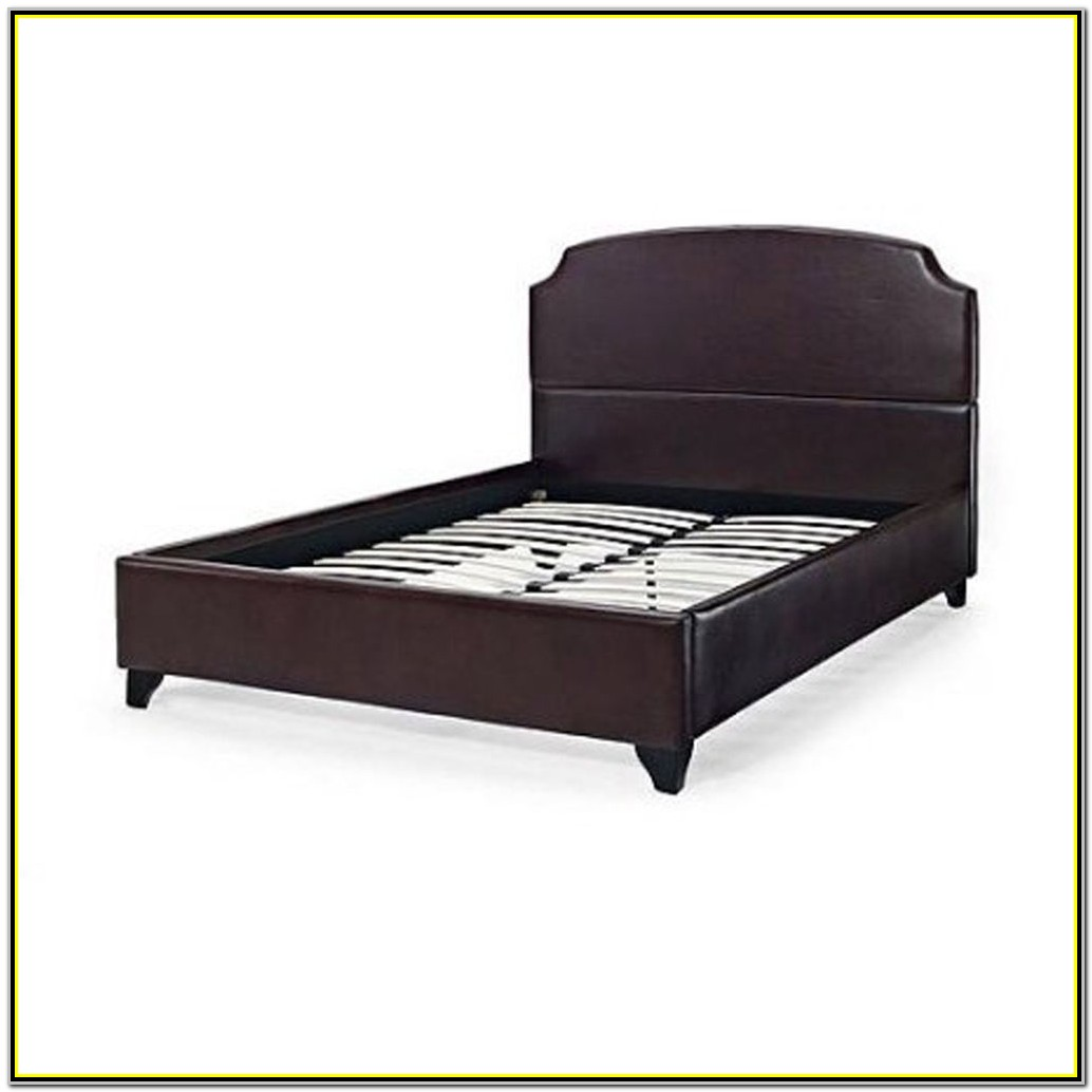 King Size Bed Frame Platform Plans